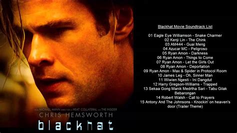 film online hacker blackhat blackhat movie soundtrack list youtube