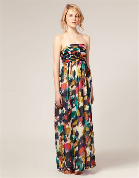 Maxi Dress bright smile maxi dresses i