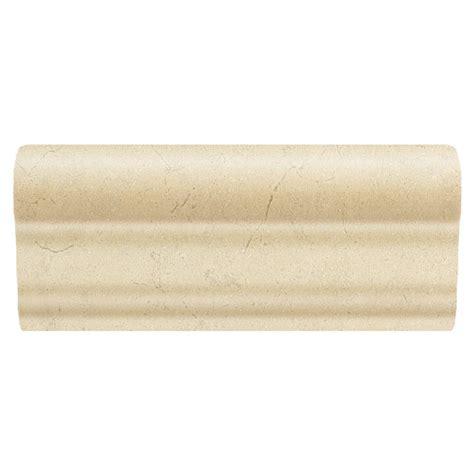 crema marfil chair rail daltile marissa crema marfil 2 in x 6 in glazed ceramic