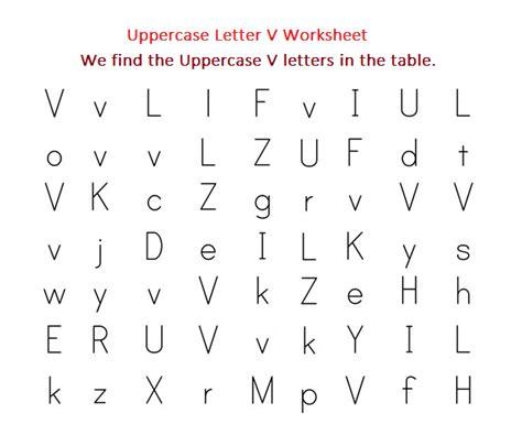 find the letter worksheet resultinfos