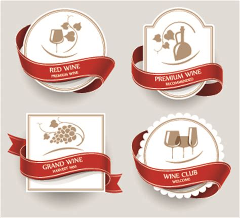 label design cdr free download various food label vector set 02 over millions vectors