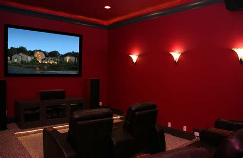 what is the best wall color for a media room - Best Color For Media Room
