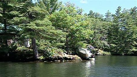 boat crash winnipeg boat crash on buckskin island ctv news barrie