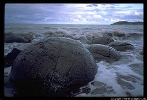 Moeraki boulders wouldn t mind being back here for the sixth