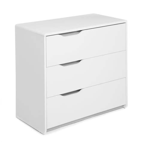 Commode Pas Cher Blanche by Cool Commode Blanche 3 Tiroirs Achat Vente Commode Pas