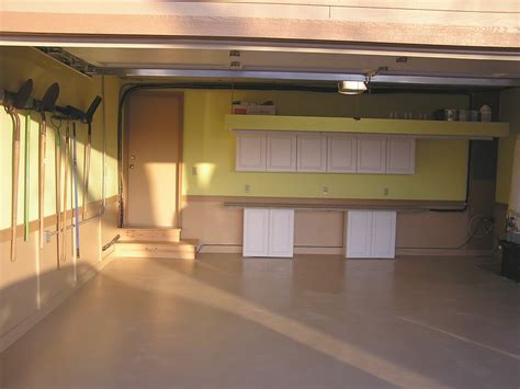 Remodeled Garage ? Fros Carpentry