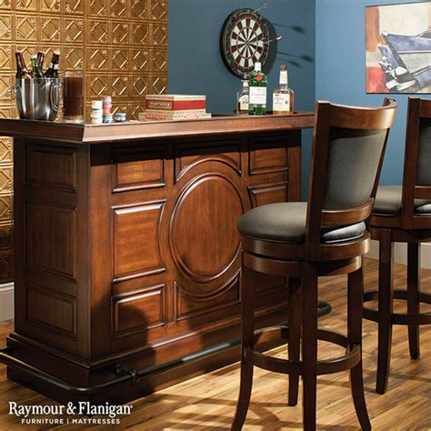 Raymour And Flanigan Dining Room Set by Dublin Bar Set