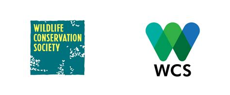 wc s brand new new logo and identity for wildlife conservation