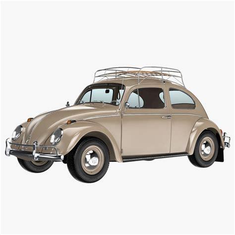 Kaos 3d Beetle Classic 3d volkswagen beetle classic model