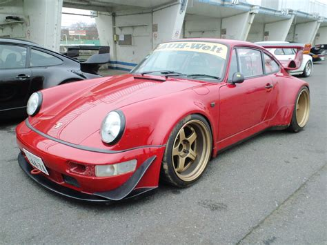 rauh welt porsche 911 merry christmas rauh welt pouring salt on your wounds