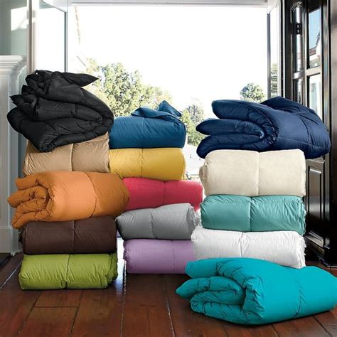 storing down comforter no more just plain white down comforters la crosse 174 down