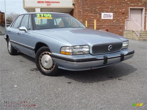 how make cars 1994 buick coachbuilder electronic valve timing 1994 buick lesabre custom in light adriatic blue metallic 464211 all american automobiles