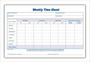 simple weekly timesheet template 6 weekly time sheet timeline template