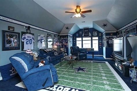 Dallas Cowboys Room Decor Room Cowboys Fan 4 Pinterest Rooms Cowboys And Dallas