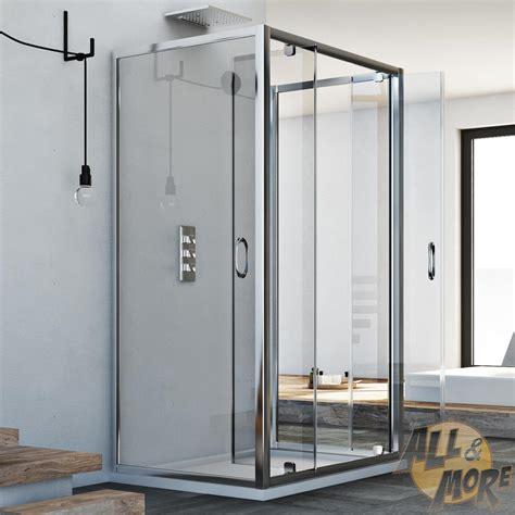 box doccia 70x90x70 box doccia 70x90x70 3 tre lati vetro trasparente 2 ante a