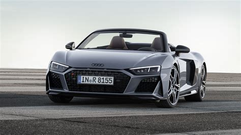 Audi R8 2019 by Audi R8 Spyder V10 2019 4k Wallpaper Hd Car Wallpapers