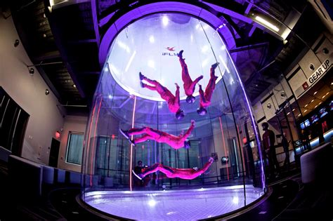 In Door Sky Diving by That S Not Flying That S Just Falling With Style
