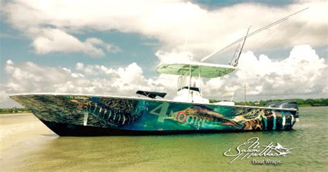 fishing boat wraps designs jason mathias boat wrap designs