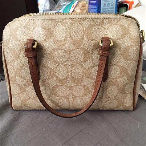 Authentic Coach Speedy New 15 Coach Handbags Authentic Coach Mini Speedy Bag