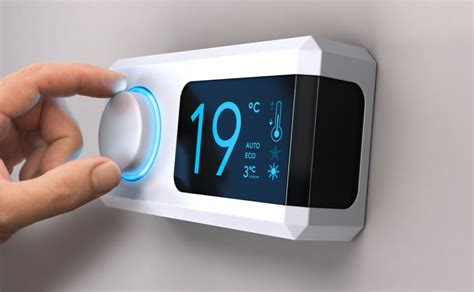 bureau d 騁ude domotique les 5 points 224 respecter pour installer un chauffage domotique