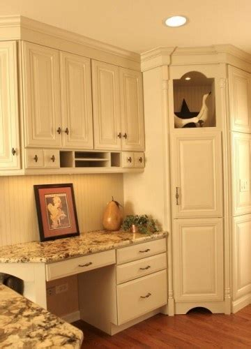 kitchen cabinet desk 37 best images about kitchen cabinets desk on pinterest