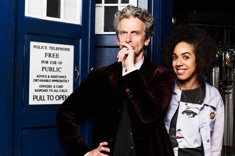 pearl macki unveiled as doctor who s companion during fa