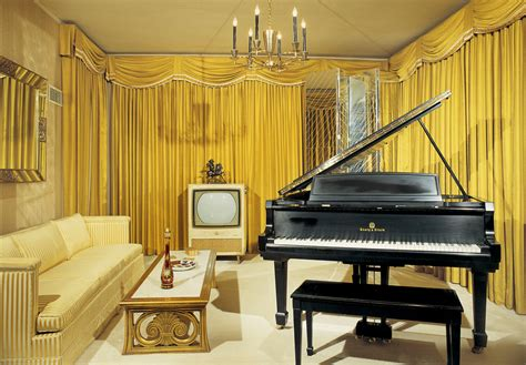 Blueprint For Houses wall street journal looks at elvis style and graceland s