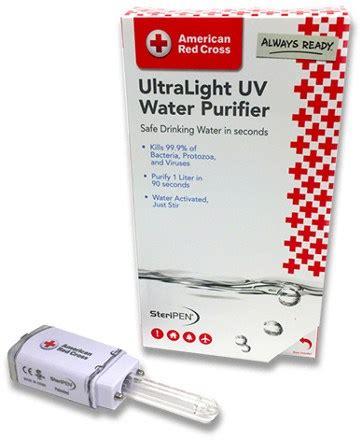 uv light water purifier steripen uv light water purifier sand2stone