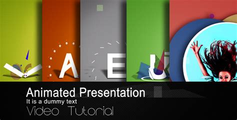 Animated Infographic Template By Orangeornate Videohive After Effects Photo Animation Templates
