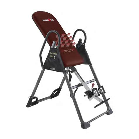 ironman 174 infrared therapy ift3000 inversion table 184819