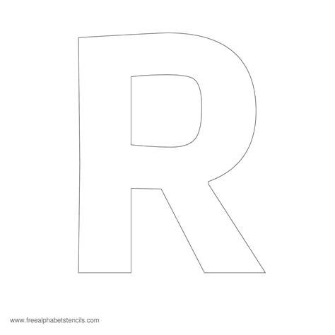 template for alphabet stencils large block letters template svoboda2