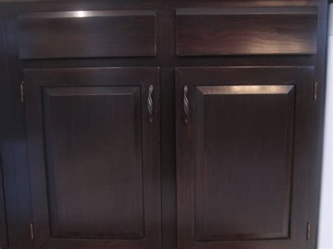 painting oak kitchen cabinets espresso collection of exciting refinishing oak cabinets espresso