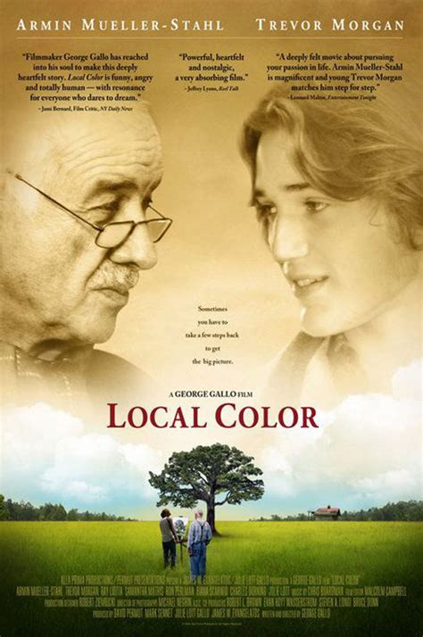 local color local color 2008 poster 2 trailer addict