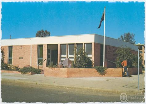 Post Office Inglewood by Inglewood Queensland Places