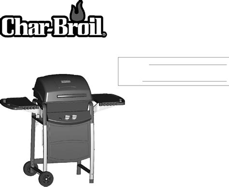 Backyard Grill Manual by Backyard Grill User Manual 28 Images Char Broil Gas