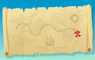 Treasure Map Template by Midnight Cravings Jake And The Neverland Birthday