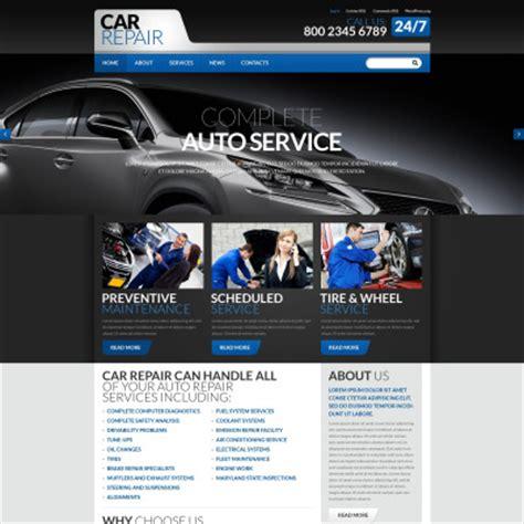 Free Car Repair Template