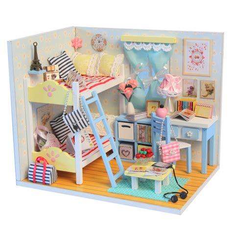 miniatures g dollhouse diy dollhouse miniature doll house with furniture