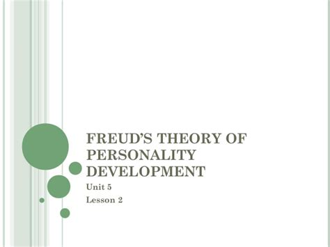 test freud behav sci freud personality theory by sims lahore