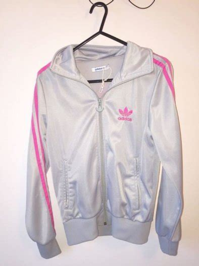 Jaket Adidas Pink Fanta grey and pink adidas jacket for sale in ballyroan laois from damikay993j