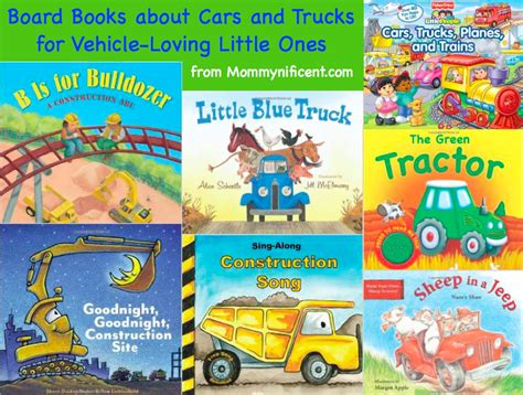 books about cars and how they work 2000 honda prelude lane departure warning board books about cars and trucks for little ones mommynificent