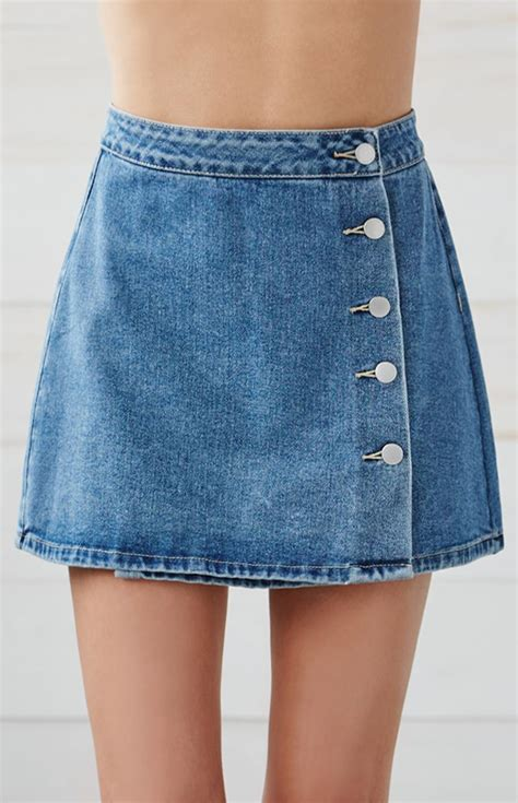 25 best ideas about denim skirts on denim