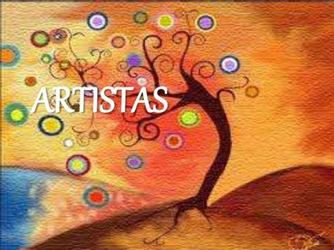 imagenes artisticas y que representan artistas y tecnicas artisticas