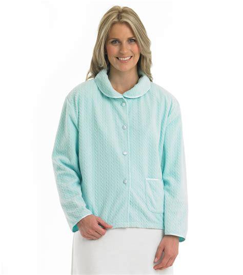 bed jackets for ladies bed jacket womens peter pan collar slenderella fleecy