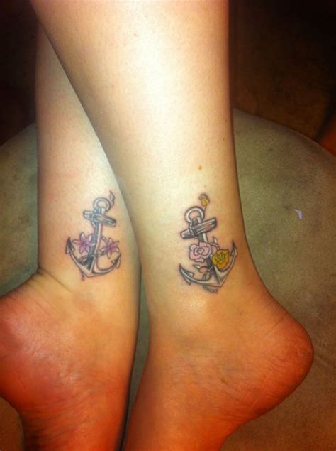 tattoo pictures sisters 61 endearing sister tattoo designs with meaning