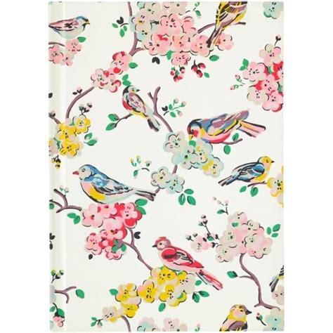 Cath Kidston Blossom cath kidston blossom birds a5 back notebook 566254