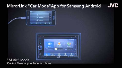 samsung dive app jvc kw nsx1 feat samsung drive link app mirror link