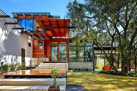 Eco Friendly Home Familly Rancher Morphed Into Sustainable 2 Storey Residence With