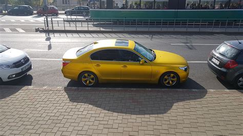 Auto Folie Crom Gold by Autocolant Auto Crom Mat Gold In Stoc