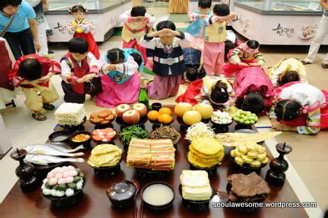 traditional korean food for new year chuseok special chuseok traditions seoul awesome your